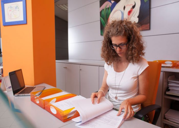 Administrative handling